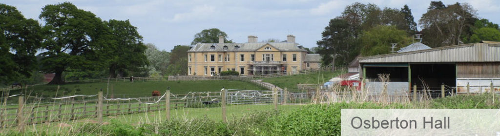 Osberton Hall water source heat pump country estate - Heat Pump Contractor